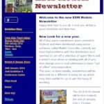 EDM Models Newsletter