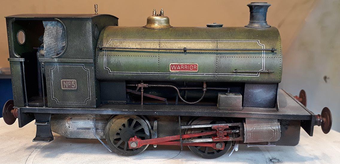 Townsend Hook - NG Trains